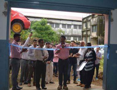 Srinivas Institute of Technology holds 'Car Servicing Camp'