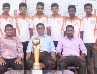 Srinivas Engineering College wins overall championship in cross country race