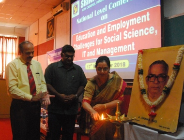 Srinivas University holds national conference on 'Education and Employment'