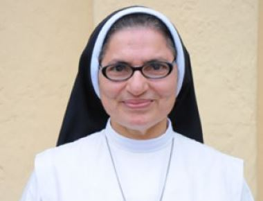 Sr Jeswina AC appointed principal of St Agnes College