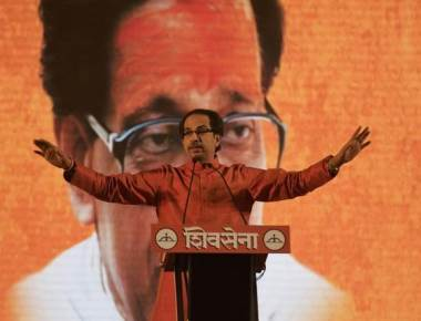 Sena breaks electoral alliance with BJP, to go alone in polls