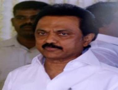 Stalin thanks leaders for enquiring about Karunanidhi's health