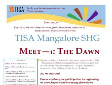 Indian Stammering Association to launch Self-Help Group on Jul 23