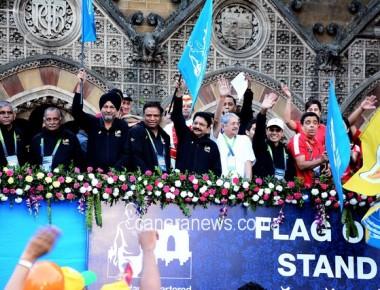 Standard Chartered Mumbai Marathon 2016
