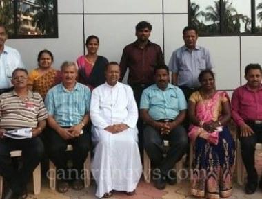Stephen Lewis of Brahmavar elected President of Catholic Sabha, Kallianpur Deanery