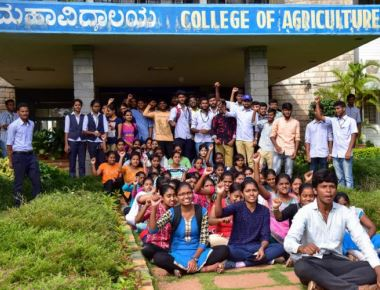 Agricultural students boycott exams over privatisation