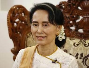 Suu Kyi stripped of Oxford honour