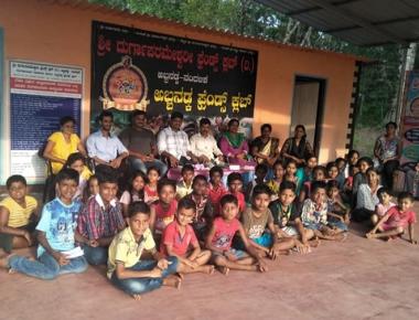Summer camp 'Chinnara Chilipili' organised