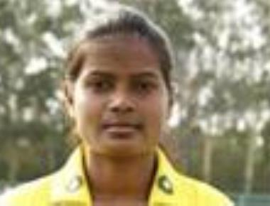 Sunita Lakra completes century of international matches
