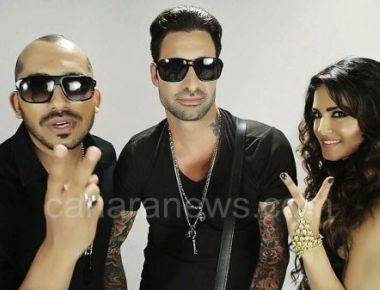 "Sunny Leone, Ali Quli Mirza and Daniel Weber feature in title song ""Yeh ISHQ"" from the movie ""Kuch Kuch Locha hai"""