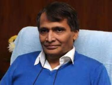 Union minister Suresh Prabhu for 'GSB Maharatna' Award