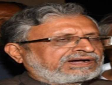Sushil Modi rules out bringing petrol, diesel under GST