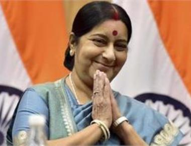Safety of Indians abroad 'priority' for Modi govt: Swaraj