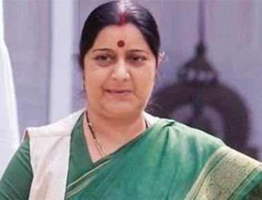 Be wary of spurious calls, Sushma tells Indians abroad