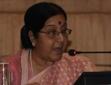 Sushma appreciates release of Indians in South Sudan