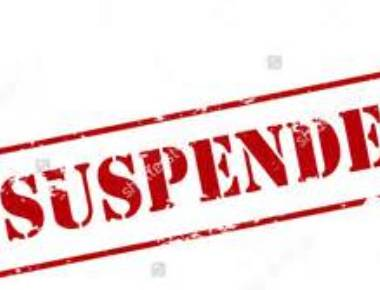 Belthangady circle inspector Nemiraj suspended for taking bribe