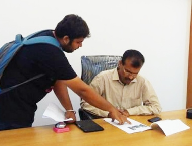 R Srikar Prabhu files complaint with election commission against news portal