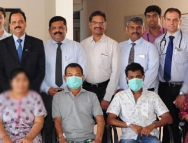 Successful first swap transplant held at Justice K S Hegde Hospital