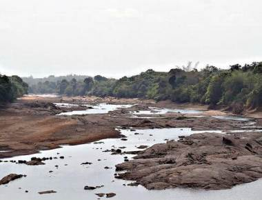 More rationing likely as water level in the Swarna river goes down