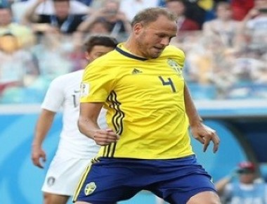 Sweden pip S. Korea 1-0 in Group F clash
