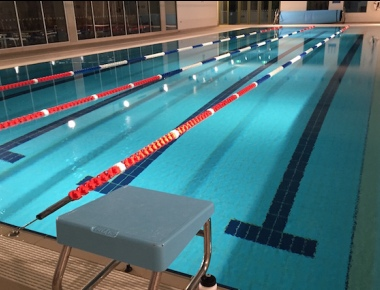 Olympic standard pool at St Aloysius College all set for inauguration