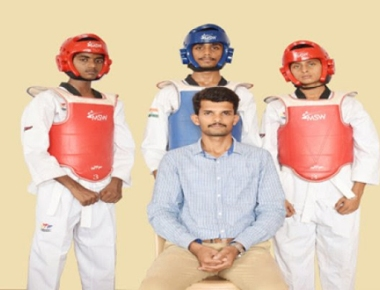 3 from DK to participate in International Taekwondo Championship at China