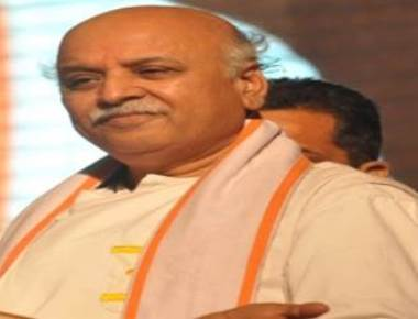 Togadia joins active politics, slams BJP for Ram Mandir betrayal