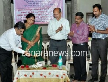 Tailoring and computer training centre's certificate distribution held