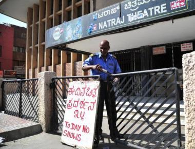 Pro-Kannada activists cancel screening of Tamil movie