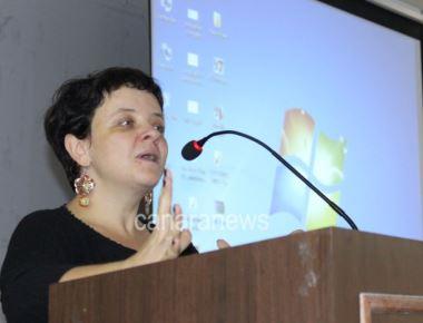 Indian Cinema on Par with World's Best -Indologist Dr Tatiana Szurlej