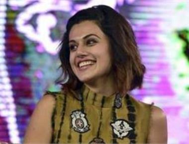 My outfits will never overpower my personality: Taapsee
