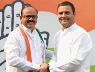 19 years on, Tariq Anwar returns to Congress fold