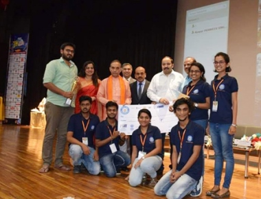 TechKnights of NMAMIT Nitte shine at Smart India Hackathon
