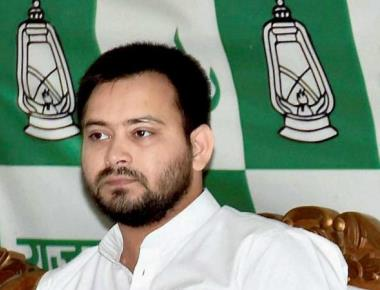 Lalu's son Tejashwi to seek votes for Congress