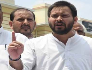 Ease of doing business improved by 16,000 times: Tejashwi mocks Modi