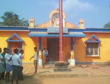 Heroor Shree Durgambika Temple robbed in Byndoor