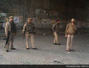 Terror attack in Punjab's Pathankot; two militants killed