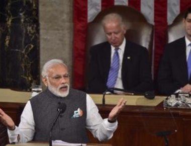 Terror being 'incubated' in   India's neighbourhood: Modi