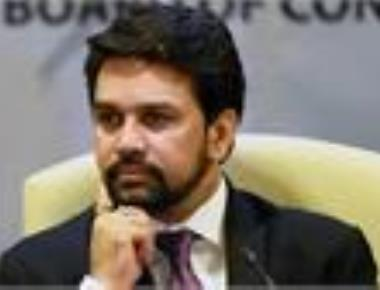 SC removes Thakur as BCCI prez, Shirke as secretary