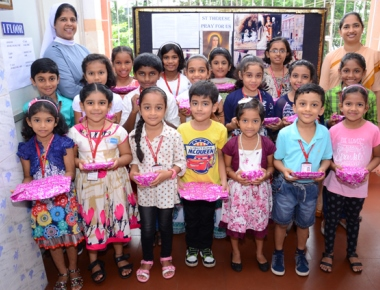 St Theresa's School celebrates patron's day