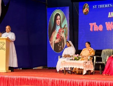 St Theresa's School celebrates annual day