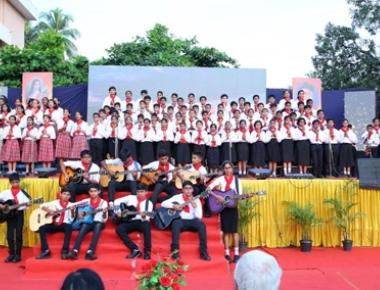 St Theresa's School celebrates buoyant Annual Day