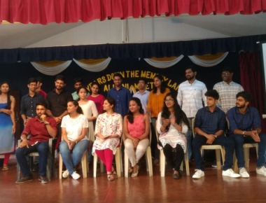 Theresians hold alumni meet - 'Twenty Years Down The Memory Lane'