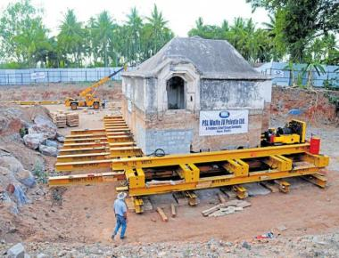 'Monumental' task a success, Tipu's armoury reaches destination