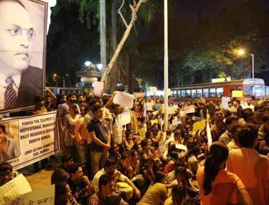 Dalit scholar's suicide sparks protests
