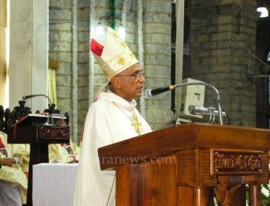 Fr. Tom's release: Thanksgiving Mass Organised