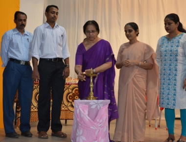 II PU toppers' orientation, felicitation held at St Agnes College