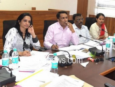 Meeting on development of tourism in Coastal Karnataka held at DC office