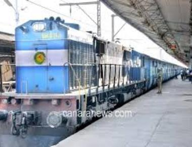 Man falls from train at Kodimbala