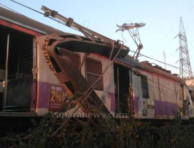 5 local coaches derail, disrupt CR services